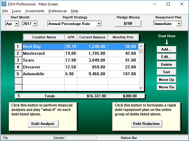 405a8789934 Create Debt Management Plans in 10 Minutes (or less)